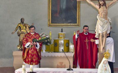 Odpustová slávnosť sv. Ondreja