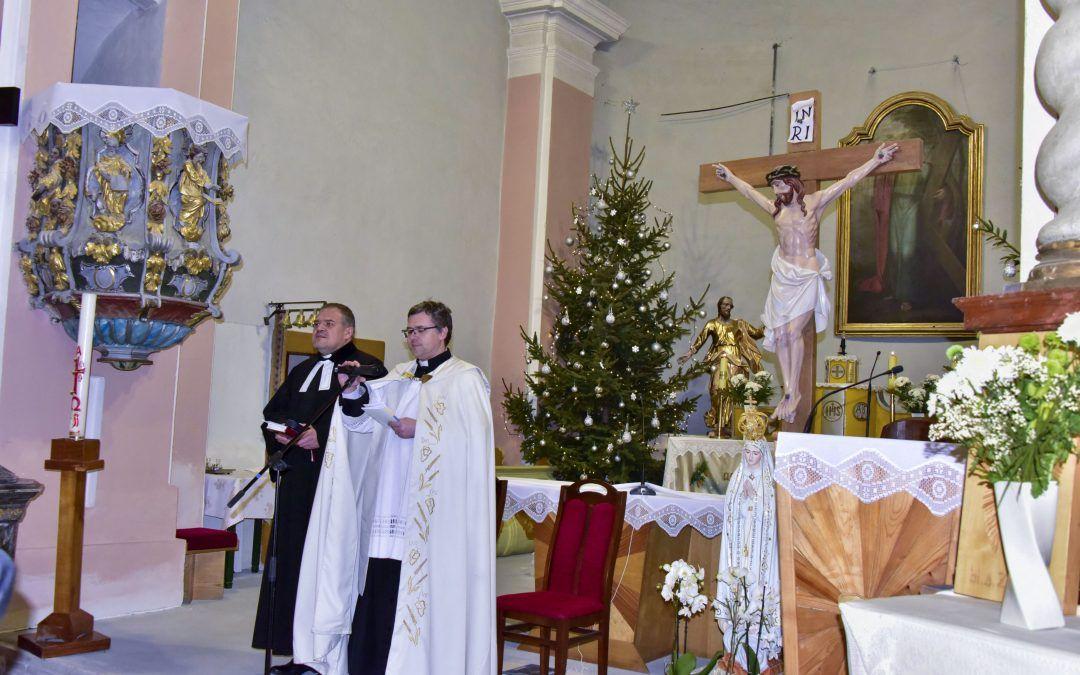Ekumenická pobožnosť